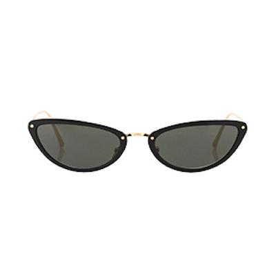 709 C1 Cat-Eye Sunglasses