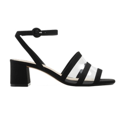 Breathable Panel Sandals