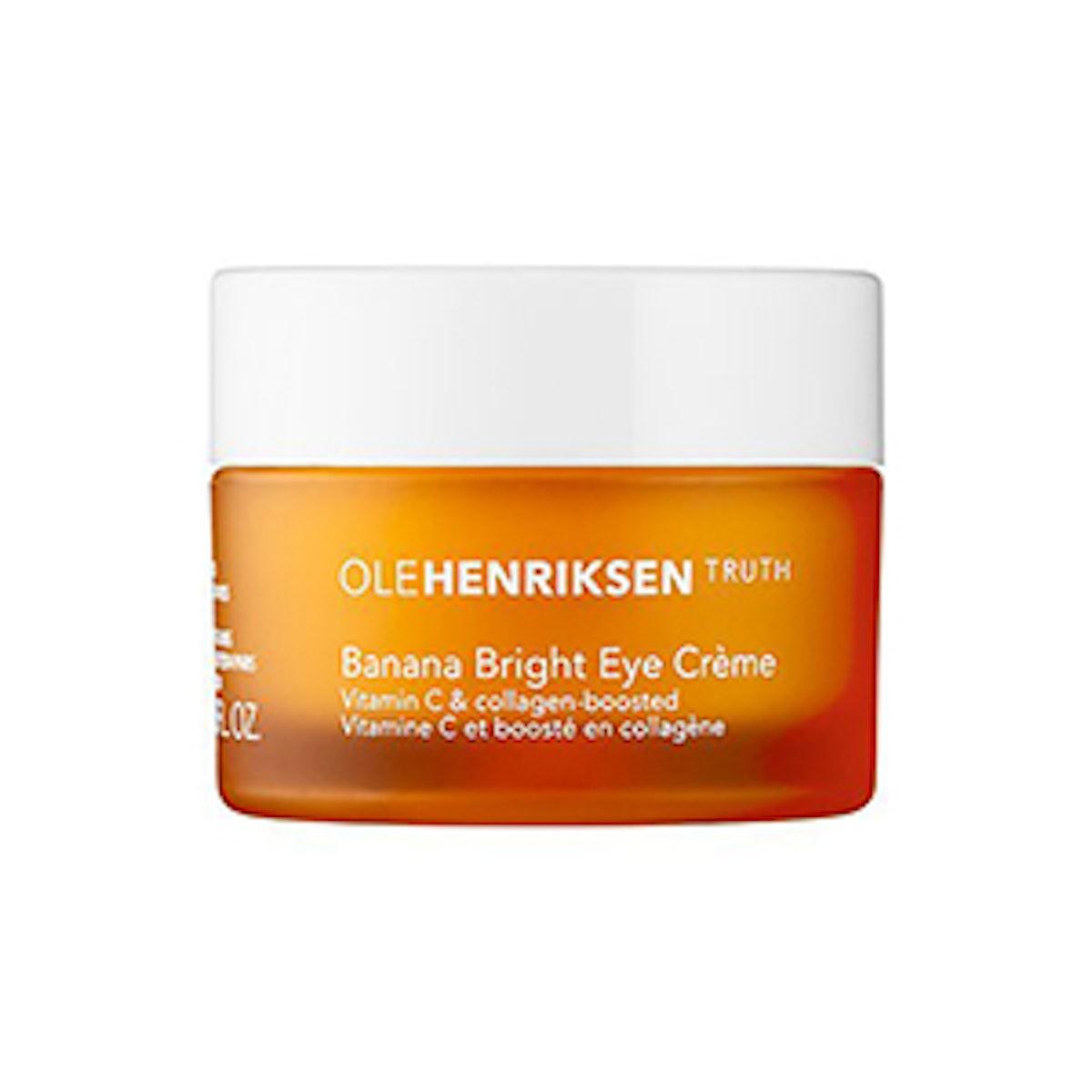 Banana Bright Eye Crème