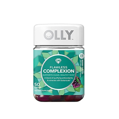 Olly Flawless Complexion Gummy Supplement
