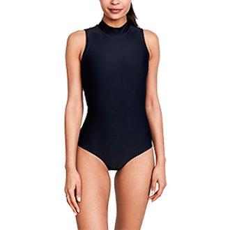Cover Sleeveless Swimsuit