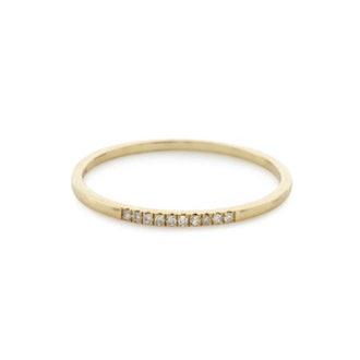 Kirsten White Diamond Ring