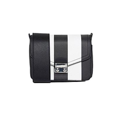 Cross Body Stripe Bag