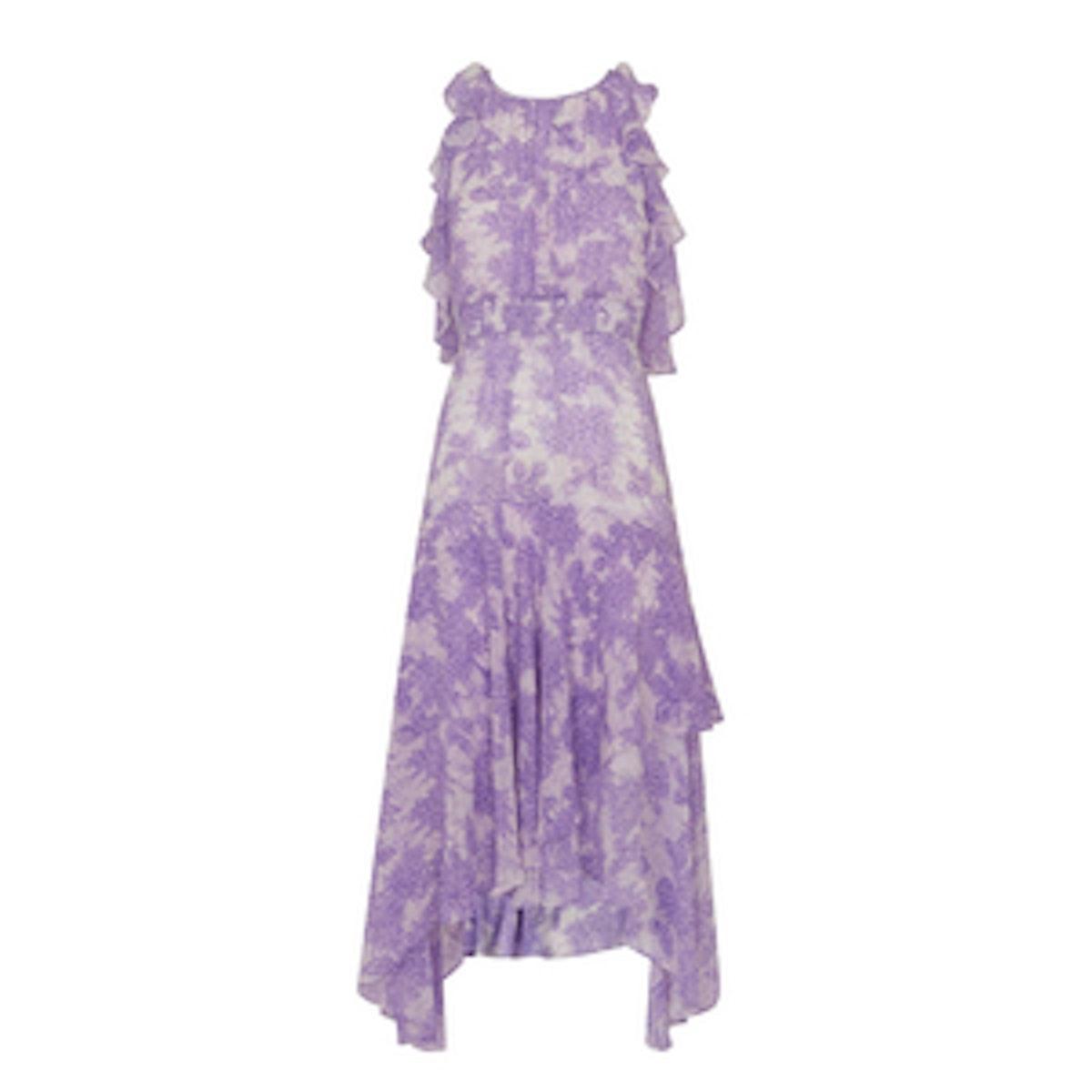Anne Batik Lily Print Dress
