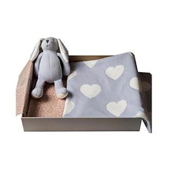 Bunny Cotton Baby Set