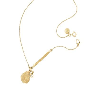 Seashell ID Necklace