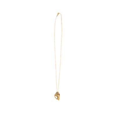 Antique Coquillage Necklace
