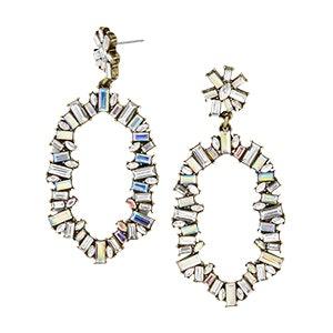 Serenade Hoop Earrings