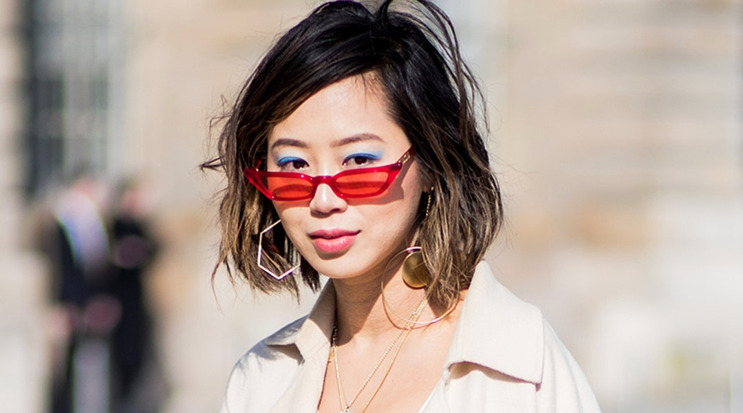 a2c00da80d3e Every It Girl Is Wearing This Sunglasses Trend