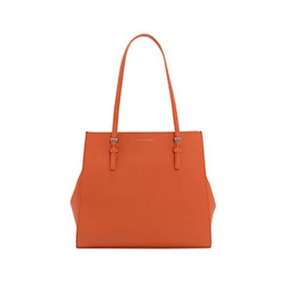 Casual Structured Tote
