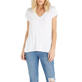Keira Short Sleeve V-Neck T-Shirt