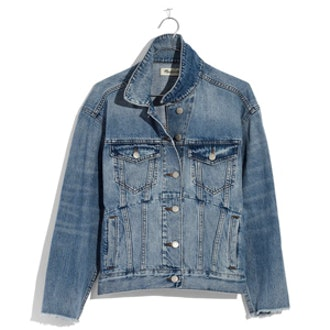 Reconstructed Denim Jacket