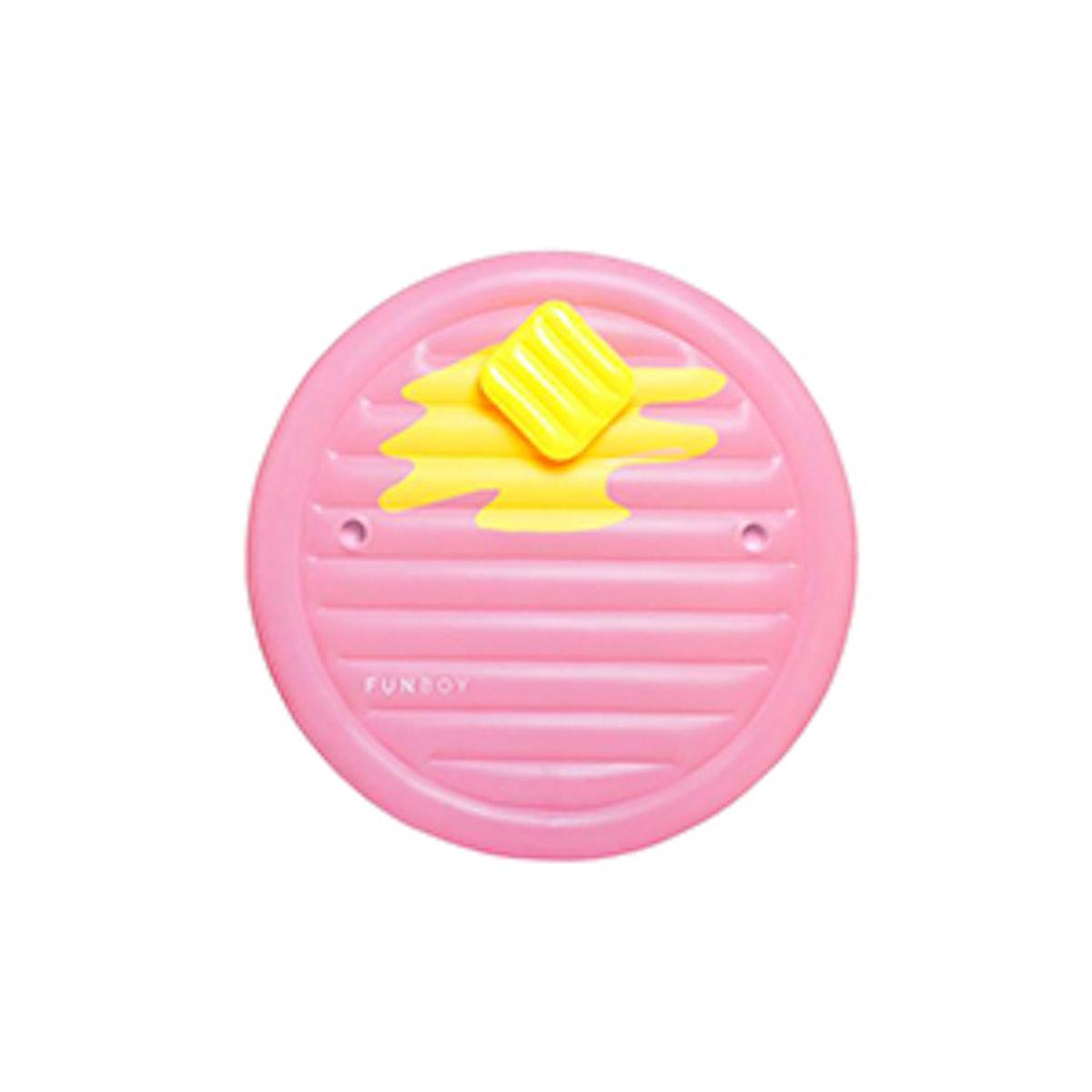 Retro Pancake Float
