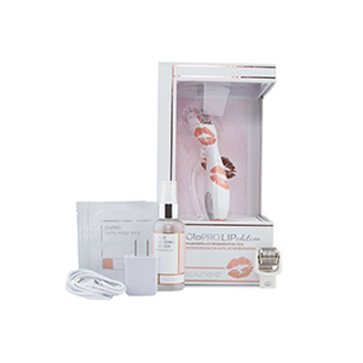 GloPRO Lip Edition Microneedling Regeneration Tool & MicroTip™ Attachment