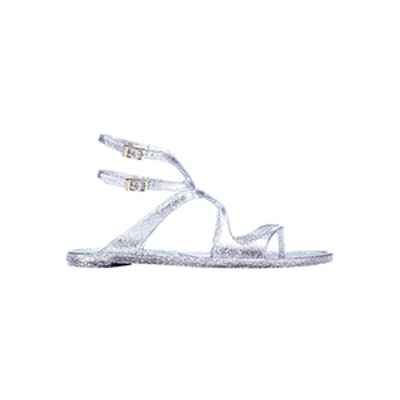 Lance Jelly Glitter Sandals