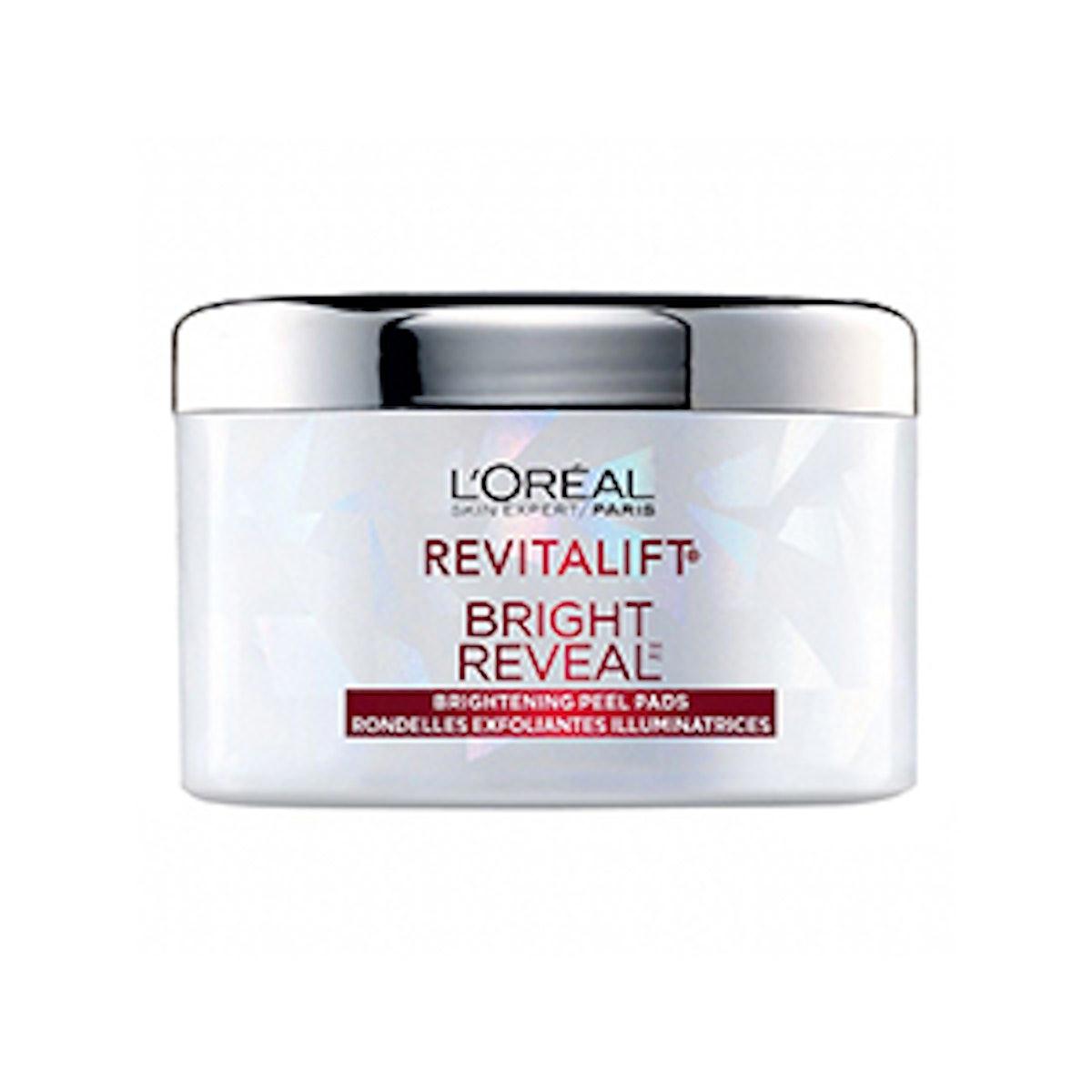 L'Oréal Revitalift Bright Reveal Peel Pad