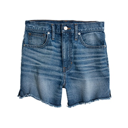 The Perfect Jean Shorts