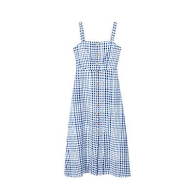 Vichy Check Dress