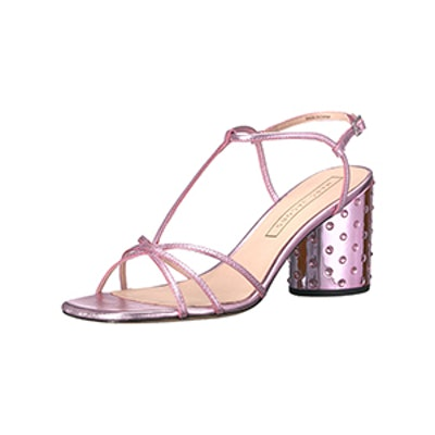 Marc Jacobs Sheena Strap Heeled Sandal
