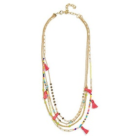 Rida Layered Necklace