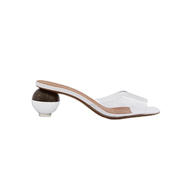Neous Opus Clear Sandal