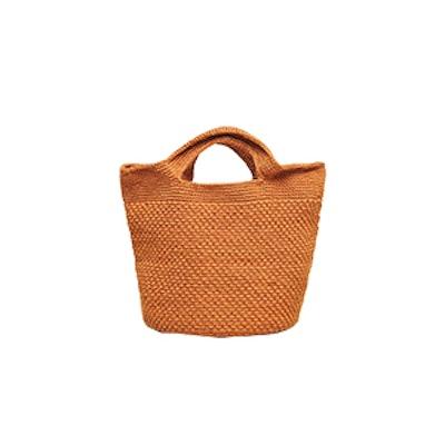 Cariso in Rust Crochet