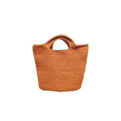 Cariso in Rust Crochet