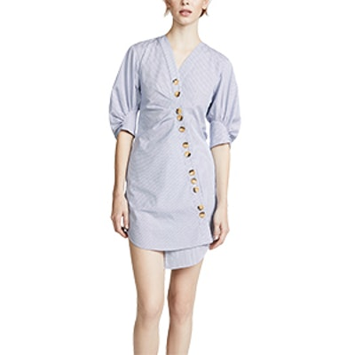 Asymmetrical Shirtdress