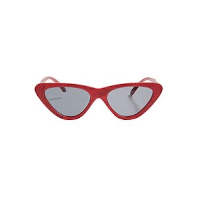 Point Polly Cat Eye Sunglasses