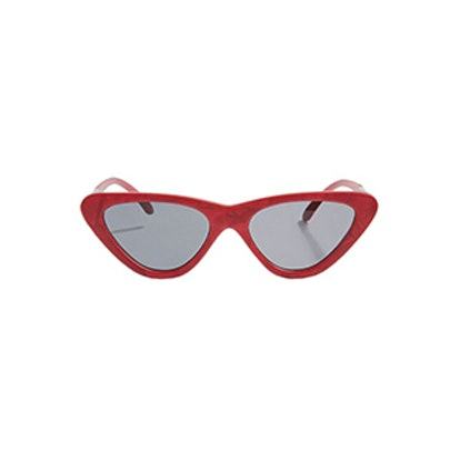 Point Polly Cat Eye Sunglasses