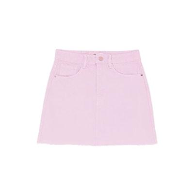 Zara Colorful Mini Skirt