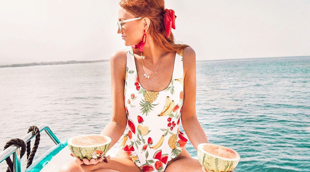 a223a9fbb6947 14 Affordable Swimsuits That Are Seriously Stunning