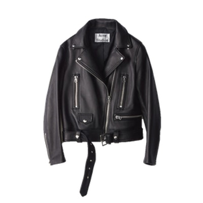 Motorcycle Jacket Black