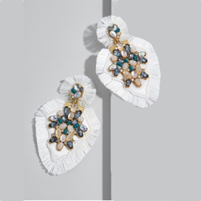 Elsa Drop Earrings