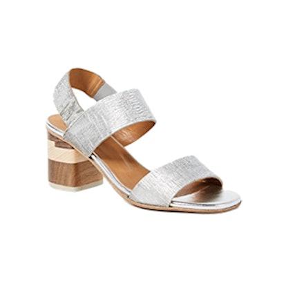 Bask Block Heel Sandals