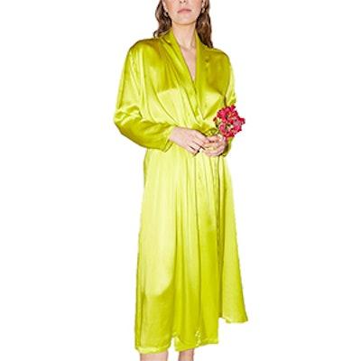 Citron Kimono Robe