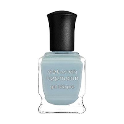 Deborah Lippmann Pro Nail Color In Baby Blue Eyes