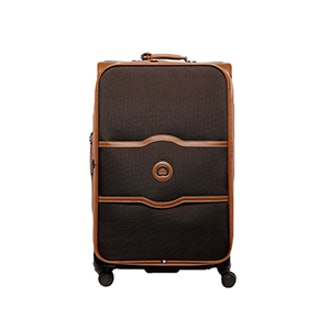 """Delsey Chatelet Soft 30"""" Spinner Suitcase"""