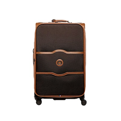 "Delsey Chatelet Soft 30"" Spinner Suitcase"