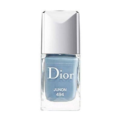Dior Long Wear Nail Lacquer In Junon