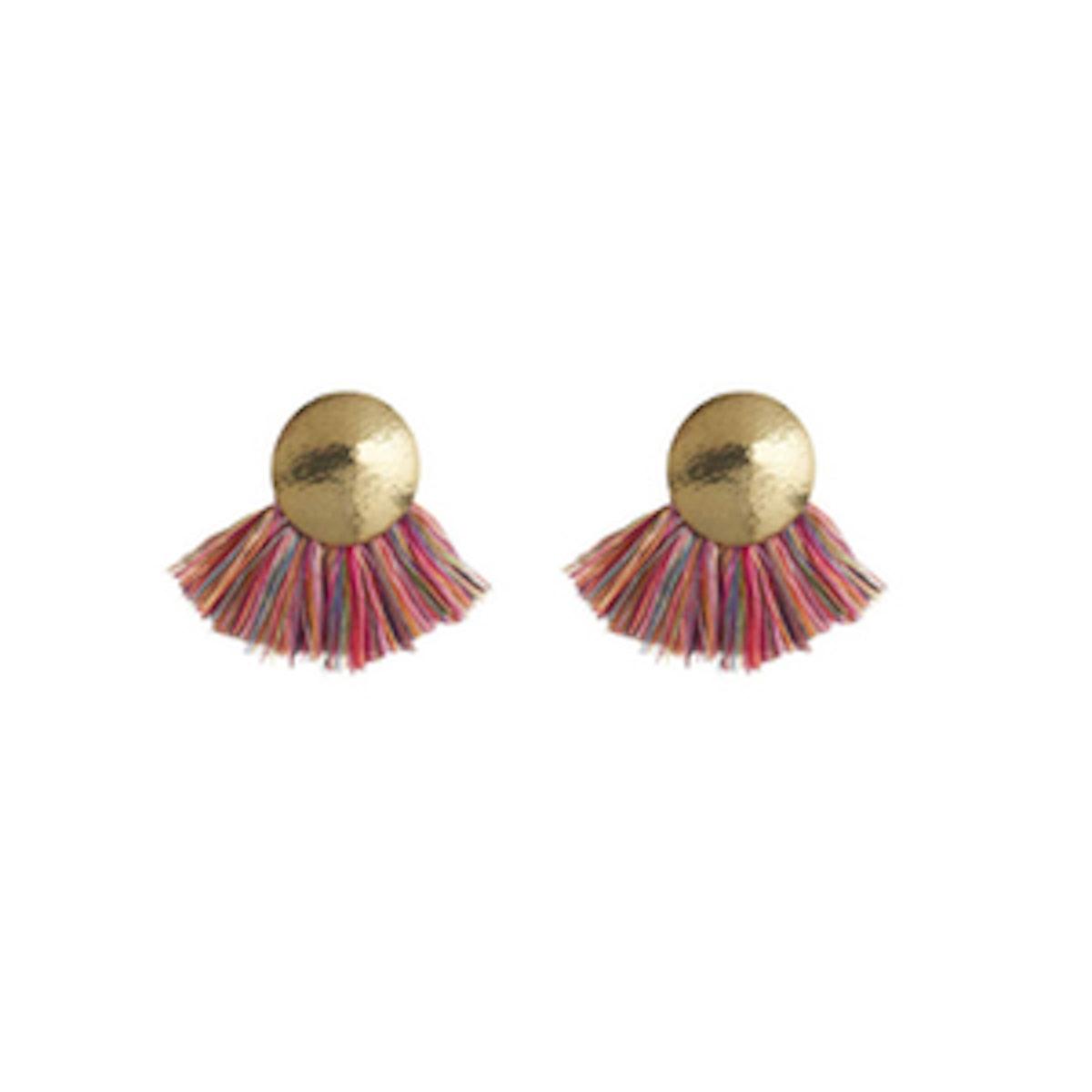 Rainbow Tassel Jewelry