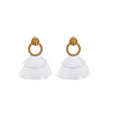For Love And Lemons for Box of Style Fringe Earrings