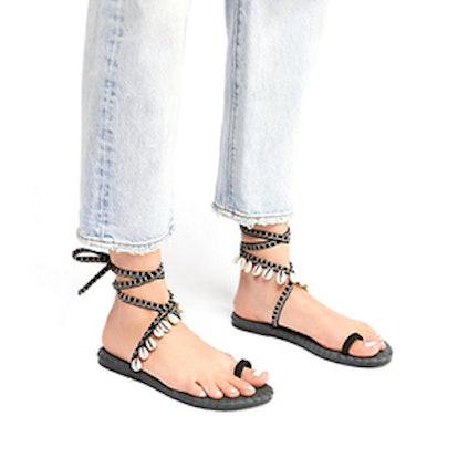 Croatia Wrap Sandal