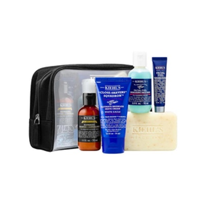 Kiehl's Men's Grooming Essentials