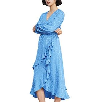 Cecilia Wrap Dress