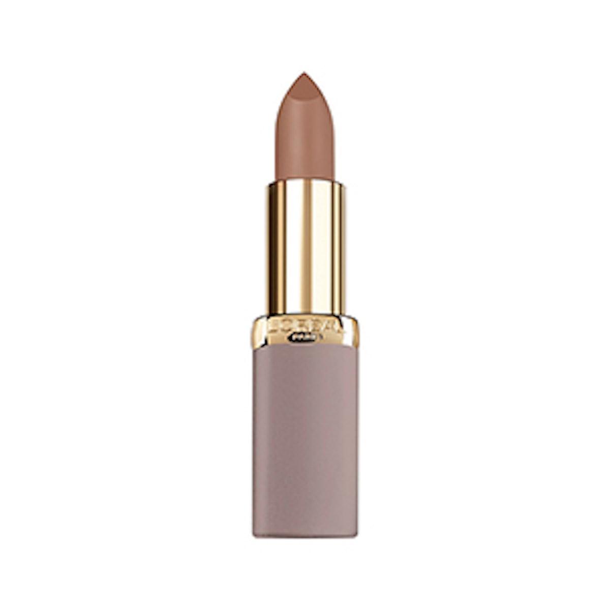 L'Oréal Colour Riche Ultra Matte Nude Lipstick