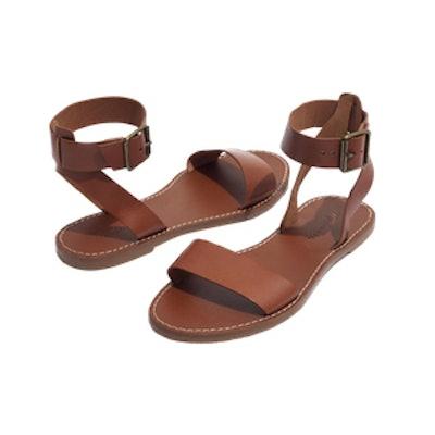 The Boardwalk Ankle-Strap Sandal