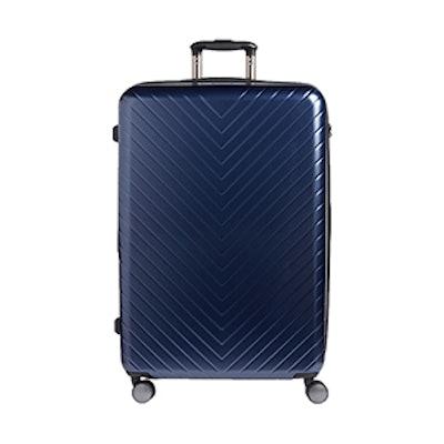 Chevron 29-Inch Spinner Suitcase