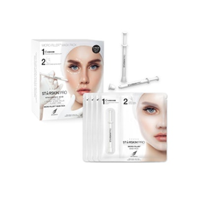 Star Skin Pro Micro-Filler Mask Pack