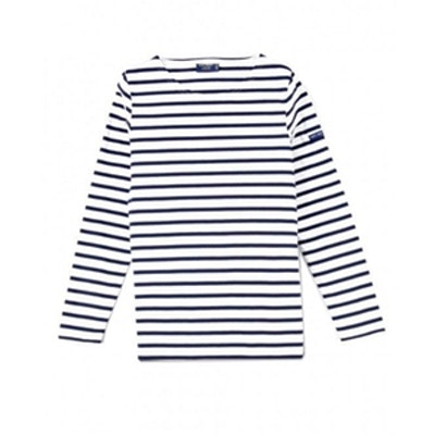 Breton Striped Shirt with Long Sleeve